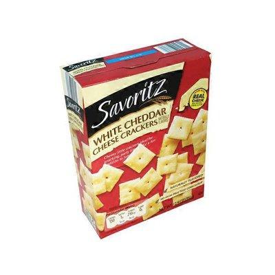 Savoritz White Cheddar Cracker