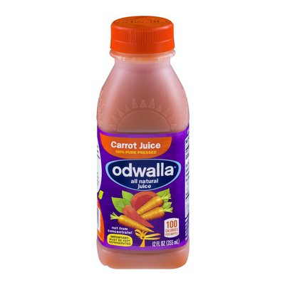 Odwalla All Natural Juice Carrot