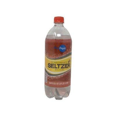 PurAqua Pomegranate Seltzer