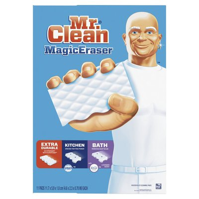 Mr. Clean Variety Pack Household Cleaning Pads