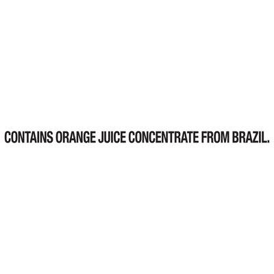 Minute Maid Orange Juice Pulp Free, Fruit Juice