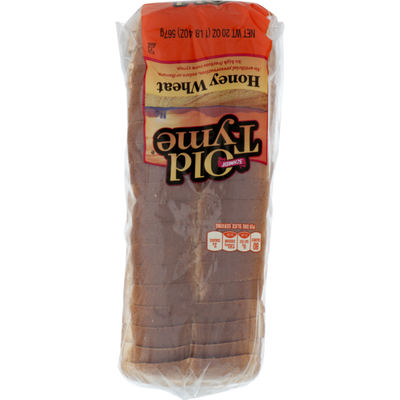 Old Tyme Bread, Honey Wheat