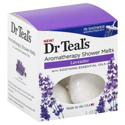 Dr. Teal's Shower Melts, Aromatherapy, Lavender