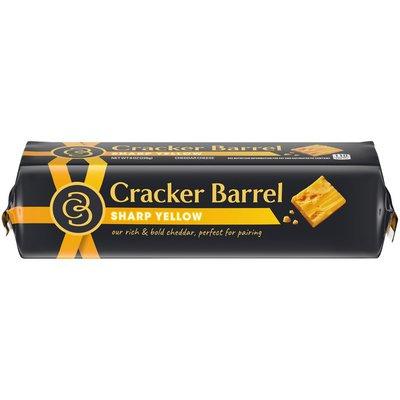 Cracker Barrel Sharp Yellow Cheese