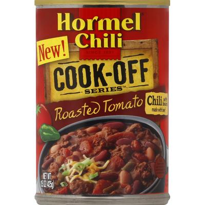 Hormel Chili, Roasted Tomato