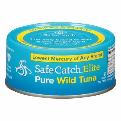 Safe Catch Wild Tuna, Pure