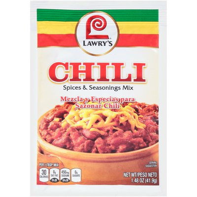 Lawry's®  Chili Spices & Seasonings Mix