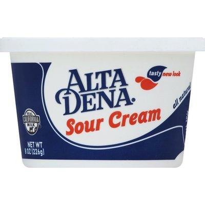 Alta Dena Sour Cream