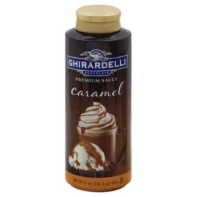 Ghirardelli Premium Caramel Sauce