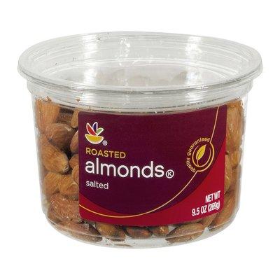 SB Roasted Almonds Salted
