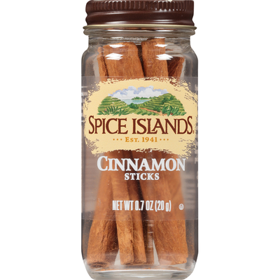 Spice Islands Cinnamon Sticks Seasoning