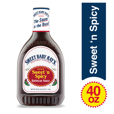 Sweet Baby Ray's Barbecue Sauce, Sweet 'n Spicy