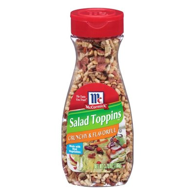 McCormick® Crunchy & Flavorful Salad Toppings