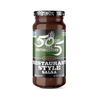 505 Southwestern Restaurant Style Salsa - Medium