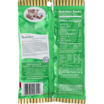 Russell Stover Premium Dark Solid Chocolate Sugar Free