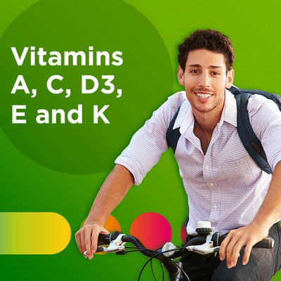 Centrum Adult Complete Multivitamin Multimineral Supplement Tablets
