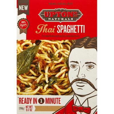 Upton's Naturals Real Meal Kit, Thai Spaghetti
