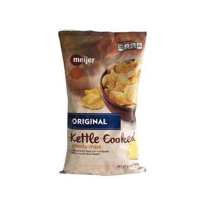Meijer Old Fashion Kettle Chips