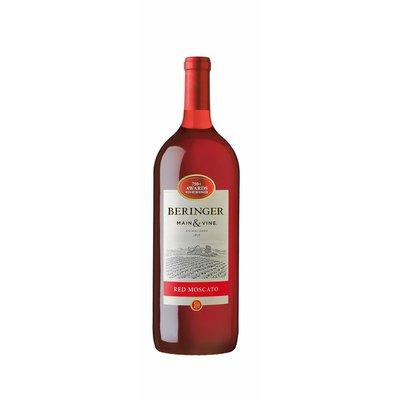 Beringer Main & Vine Red Moscato White Wine