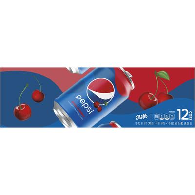 Pepsi Wild Cherry Soda