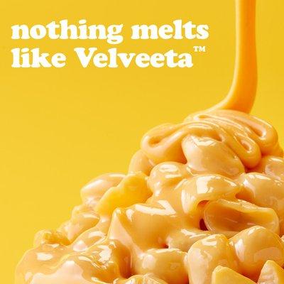 VELVEETA Shells & Cheese Original Shell Pasta & Cheese Sauce Meal