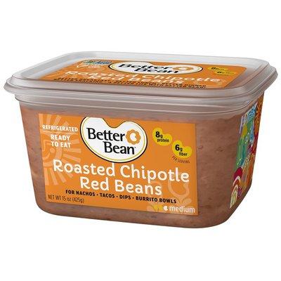 Better Bean Co. Roasted Chipotle Bean Dip
