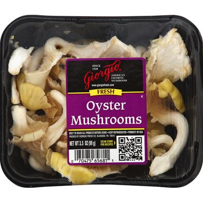 Mushrooms, Oyster