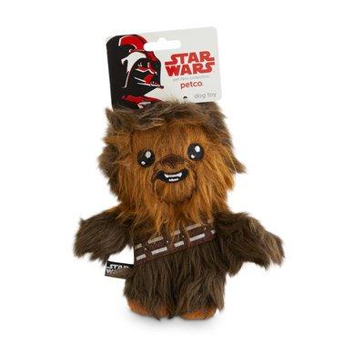 Star Wars Swpc Chebacca Small Flattie Dog Toy