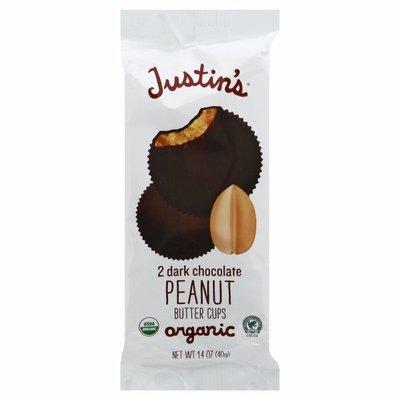Justin's Organic Dark Chocolate Peanut Butter Cups