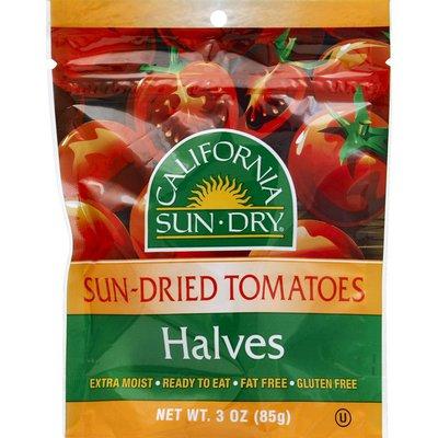 California Sun Dry Sun-Dried Tomato Halves