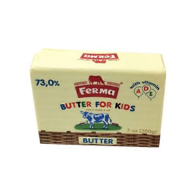 Ferma 73% Fat Butter for Kids