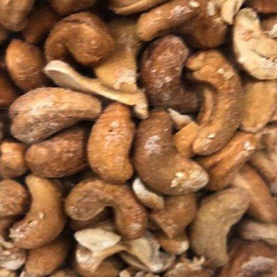 Organic Cashews Roasted & Salted