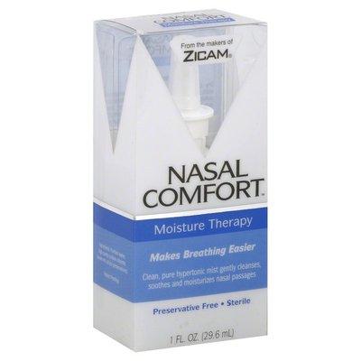 Nasal Comfort Moisture Therapy