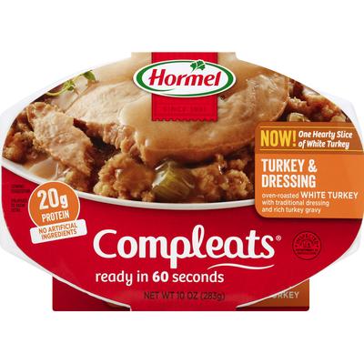 Hormel Turkey & Dressing