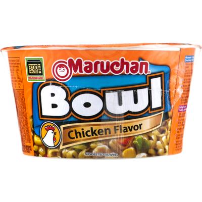 Maruchan Ramen Noodles, with Vegetables, Chicken Flavor