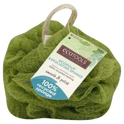 EcoTools Exfoliating Sponge, Ecopouf