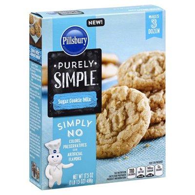 Pillsbury Cookie Mix, Sugar