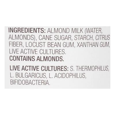 Kite Hill Almond Milk Yogurt, Dairy Free, Plain