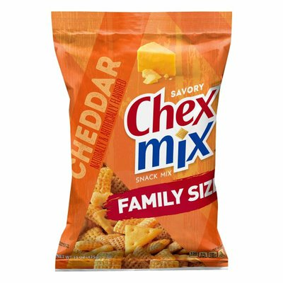 Chex Mix Cheddar Savory Snack Mix