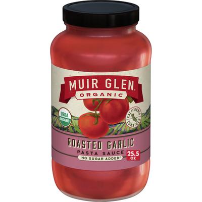 Muir Glen Pasta Sauce, Roasted Garlic