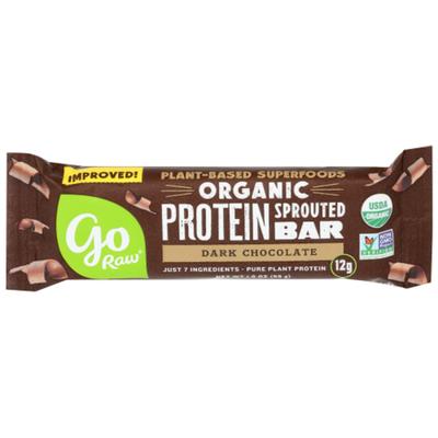 Go Raw Dark Chocolate Organic Bar