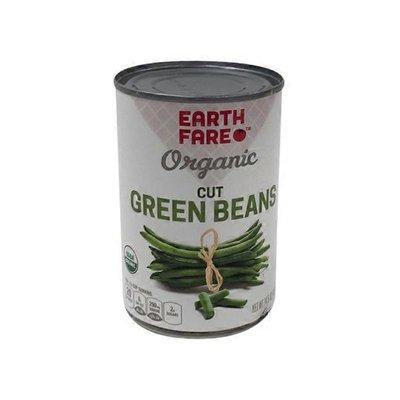 Earth Fare Organic Cut Green Beans
