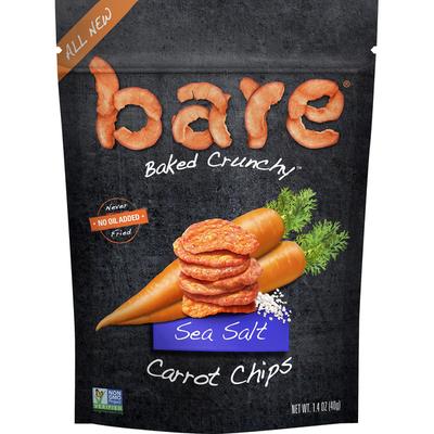 Bare Sea Salt Carrot Chips