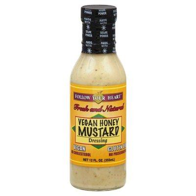 Follow Your Heart Dressing, Vegan Honey Mustard