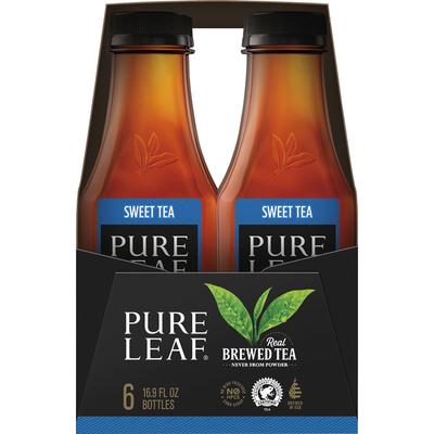 Pure Leaf Sweet Tea Real Brewed Tea