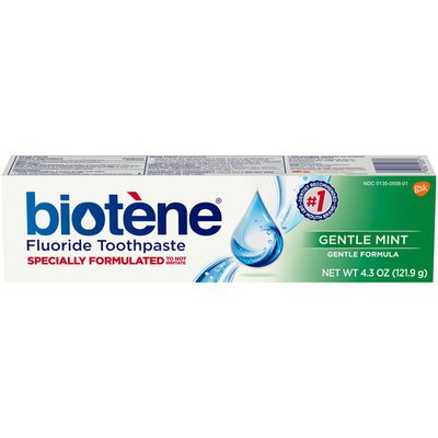 Biotene Gentle Formula Gentle Mint Fluoride Toothpaste