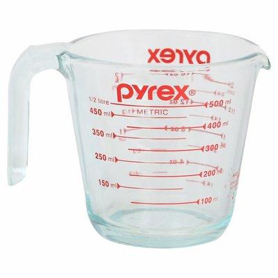 Pyrex Measuring Cup, 16 oz.
