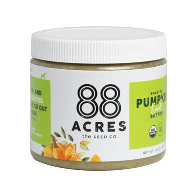 88 Acres Pumpkin Seed Butter Jar