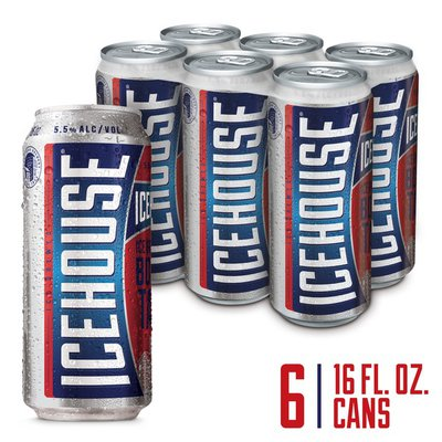 Icehouse American Lager Beer