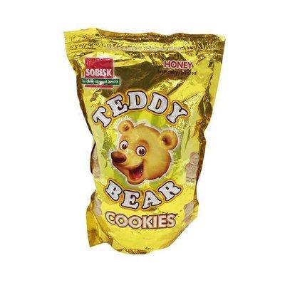 Sobisk Teddy Bear Cookies Honey